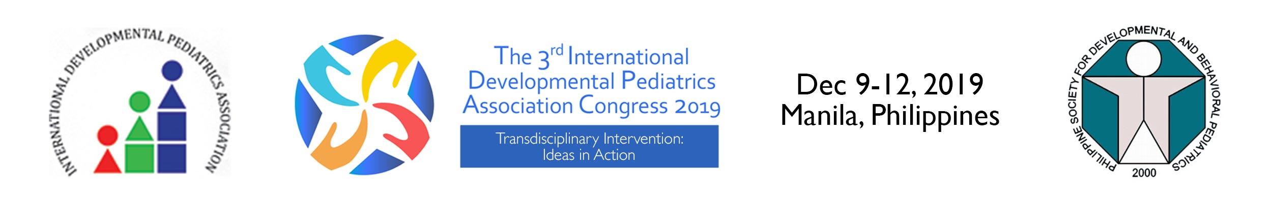 International Developmental Pediatrics Association Congress